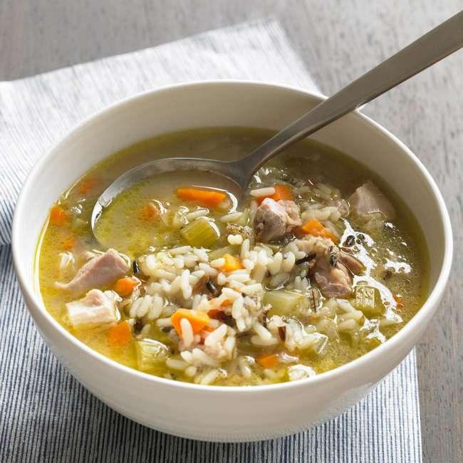 Диетический суп на курином бульоне: рецепты и советы по приготовлению