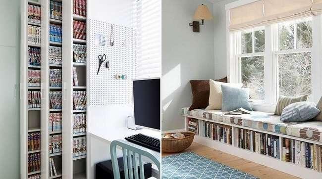Системы хранения вещей для маленьких и больших квартир