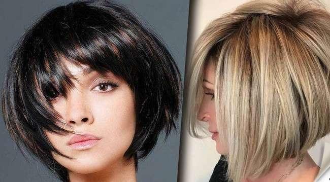 """Как грамотно выбрать модель стрижки """"Каре"""" по форме лица: 13 модных примера"""