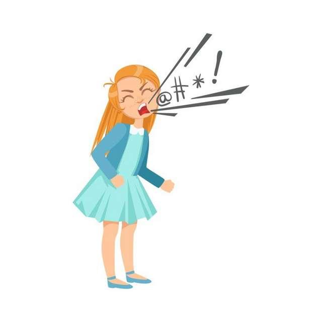 Плохие словечки: 5 советов, как отучить дошкольника ругаться