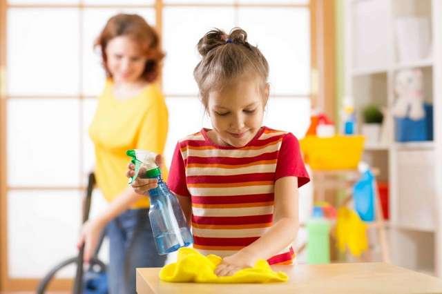 Мама, я сам: как сделать так, чтобы дети захотели вам помогать по дому