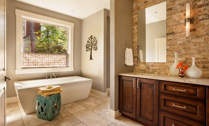 10 способов освежить интерьер ванной комнаты, потратив на все минимум времени