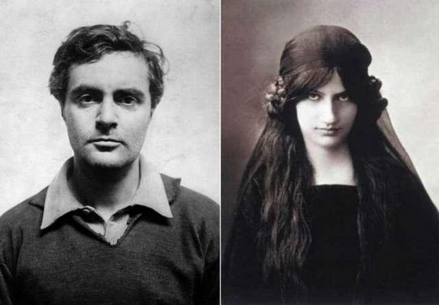 Сумасшедшая любовь двух сумасшедших: 5 историй о великих художниках и их музах