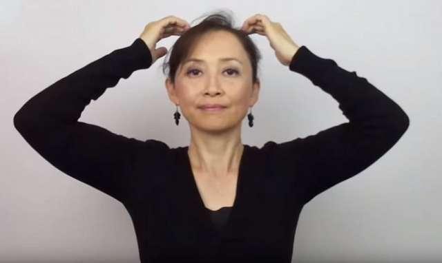 6 точек, на которые нужно надавить, чтобы не выпадали волосы