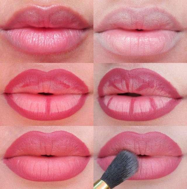 Как красиво красить губы: советы визажистов