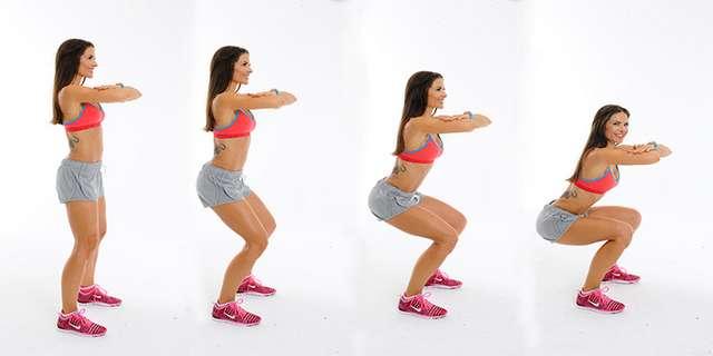 Идеальные ягодицы за 8 минут в день: эффективные упражнения