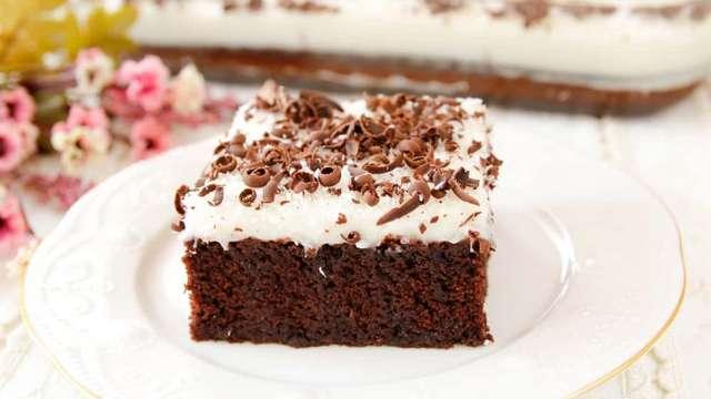 Влажный пирог: пошаговый рецепт приготовления с фото