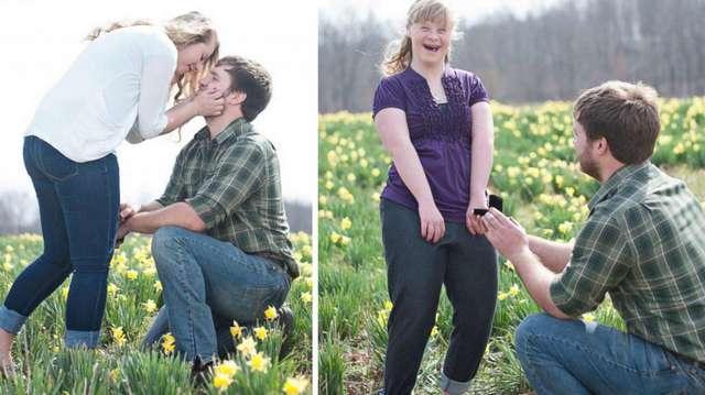Этот мужчина решился на брак и сделал двойное предложение родным сестрам