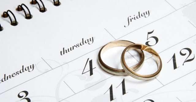 Свадебная нумерология: выбираем день важного события