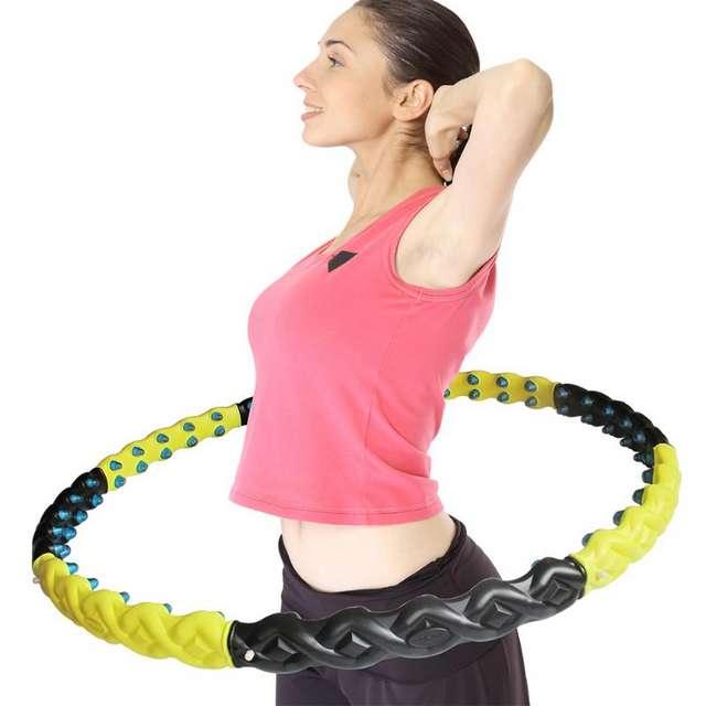 какой обруч самый эффективный для похудения отзывы