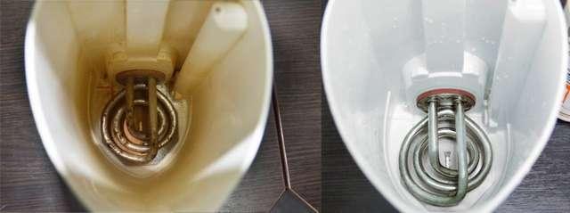 Как почистить электрический чайник от накипи эффективные методики