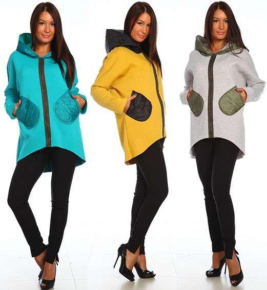 Пальто-худи цельнокроеное - учимся шить и кроить самостоятельно с нуля