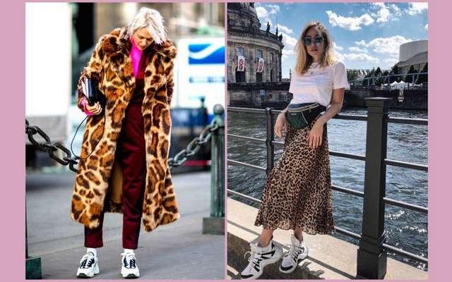 -Приручить зверя-: как носить леопардовый принт