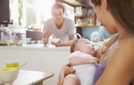 Комбинация грудного молока и пробиотиков защищает детей от рака