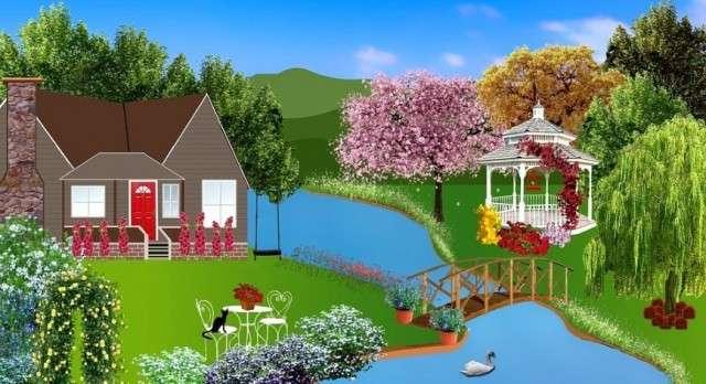 Дача- отличное место для отдыха