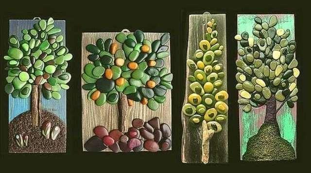 Оформление корзины с фруктами своими руками