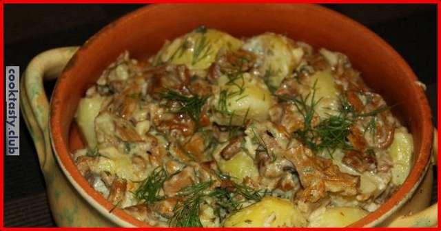 Картофель по-новомихайловски — так вкусно и недорого!