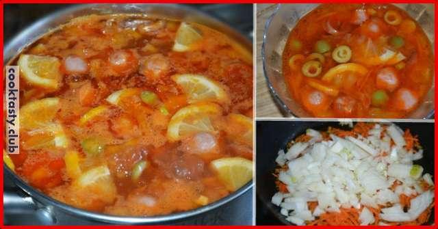 Идеальный рецепт любимой «Солянки»