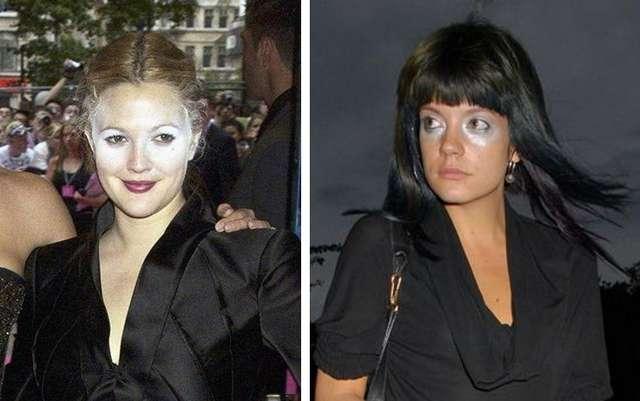 Как макияж может испортить внешность - самые досадные ошибки звезд: фото