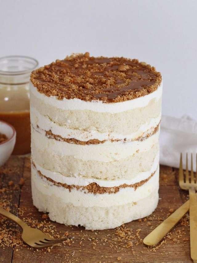 Торт с бананами и сгущенкой: рецепты и особенности приготовления