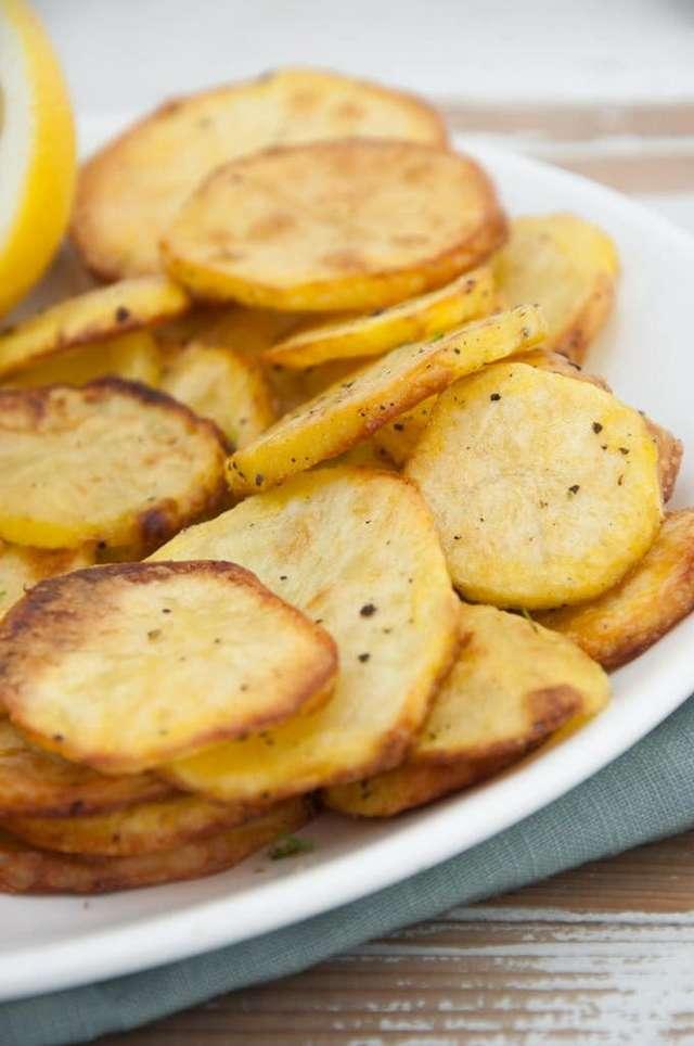 Закуска из картофеля: набор продуктов, порядок приготовления