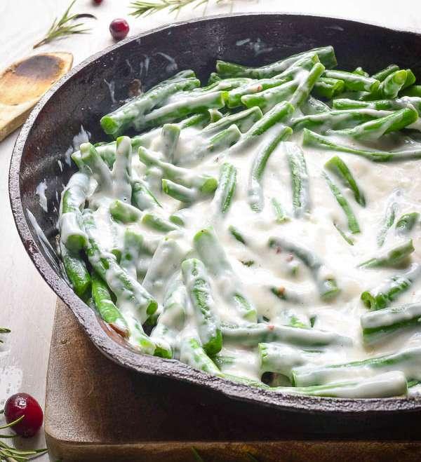 С чем приготовить стручковую фасоль: рецепты