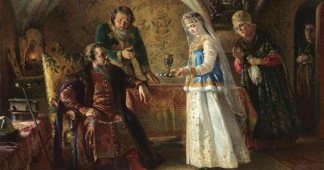 Русский домострой: незавидная судьба жен, которых мужья отказывались бить