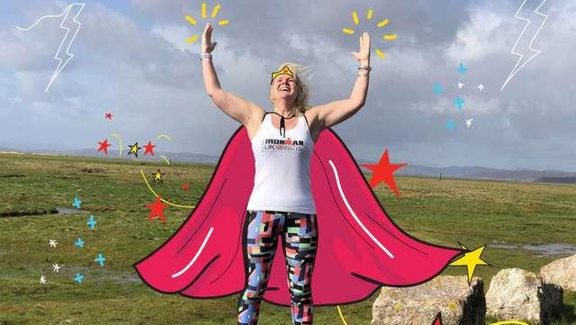 Что значит быть сильной женщиной. Вдохновляющая история участницы забега Ironman