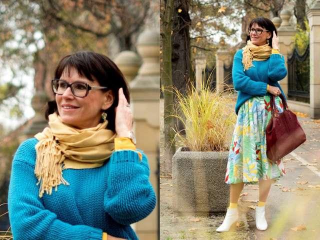 7 отвратительно старомодных шарфов. Не носи их, дорогая, лучше уже совсем без шарфа!