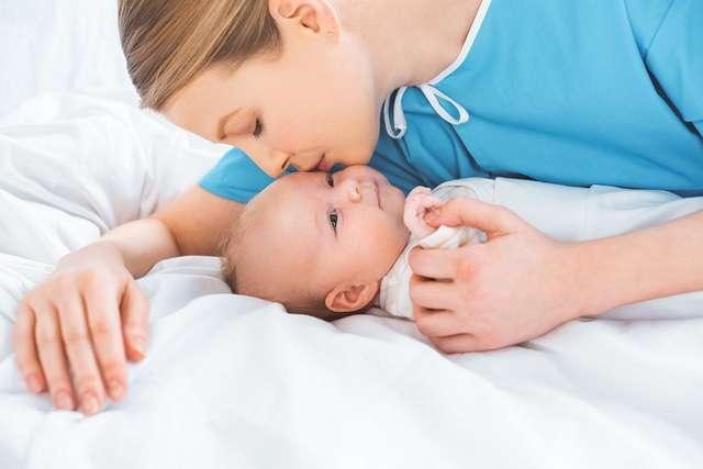 Как должна питаться кормящая мама