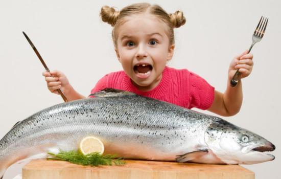 Морская рыба снижает риск экземы у детей: результаты крупномасштабного исследования
