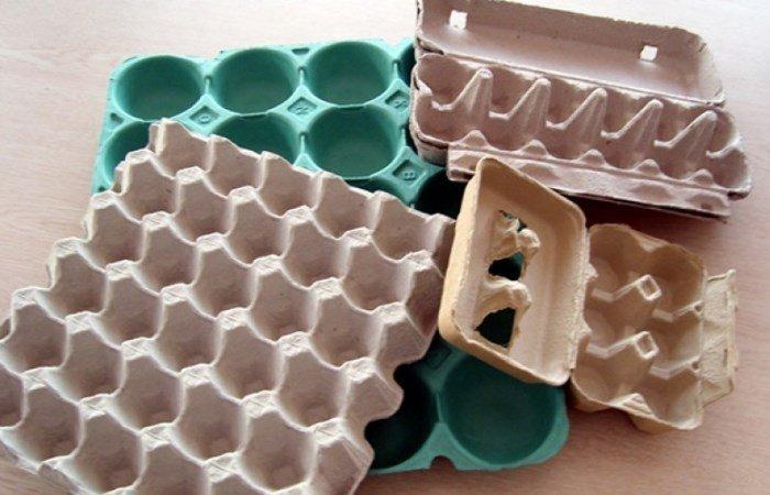 7 полезных штуковин для дома и дачи, которые можно сделать из ненужной коробки для яиц
