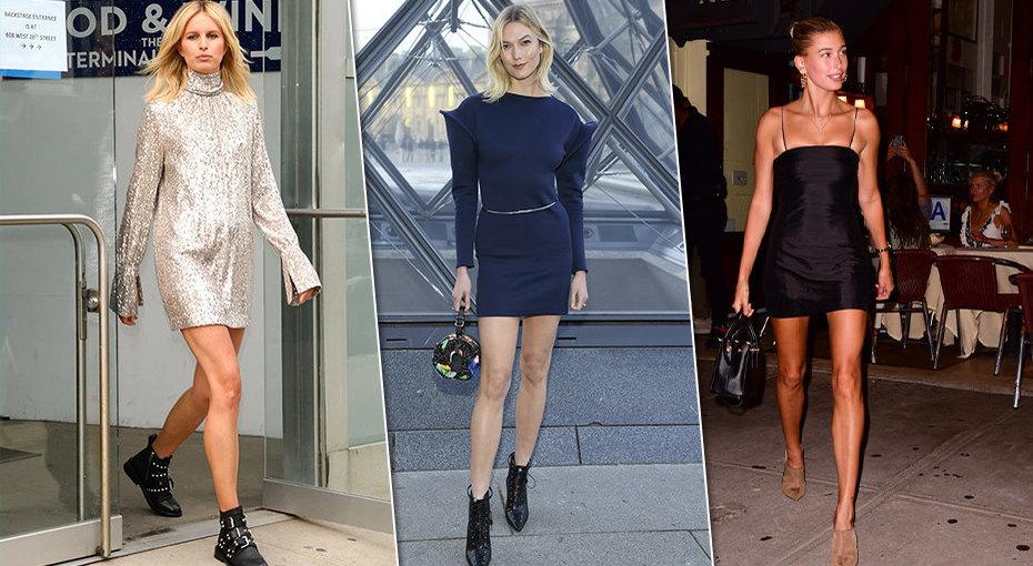 5 мини-платьев, которые должны быть в нашем гардеробе