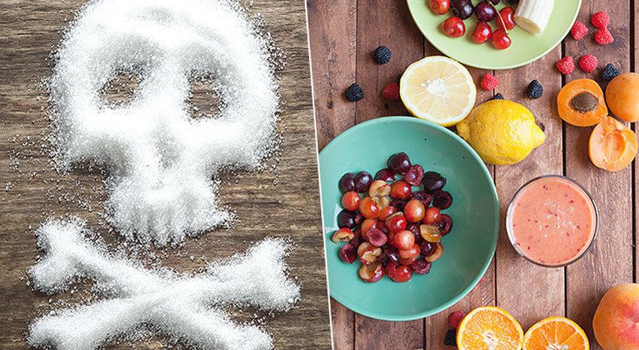 7 причин, почему нам стоит отказаться от сахара