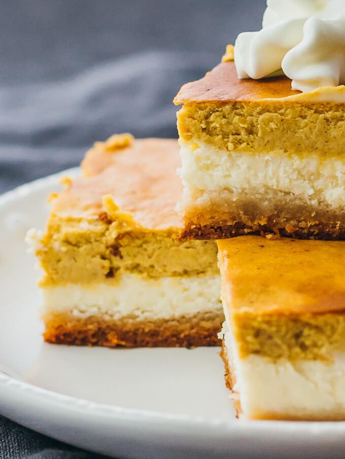 Трехслойный пирог: рецепт с фото