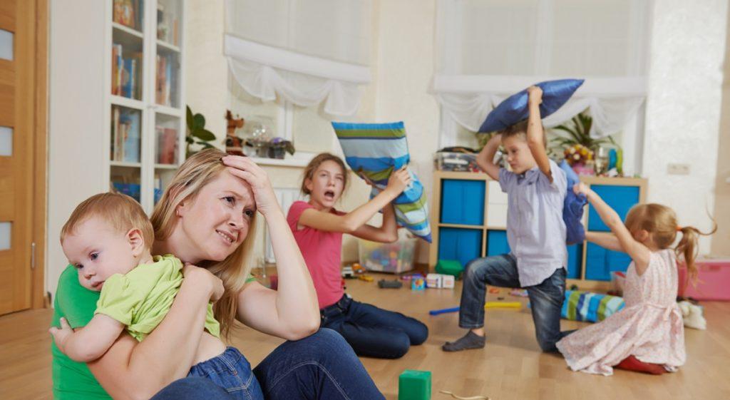 Пережитый стресс в детстве влияет на гормональный баланс взрослого человека