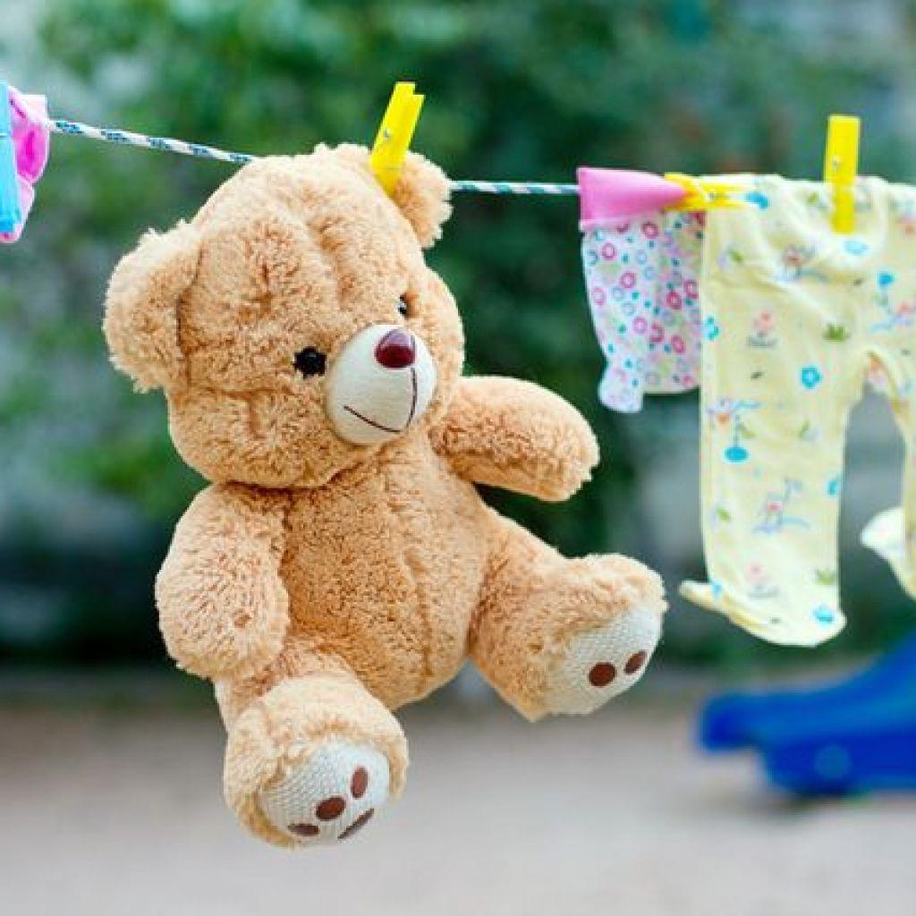 Мишке Тедди пора купаться: как правильно чистить мягкие игрушки
