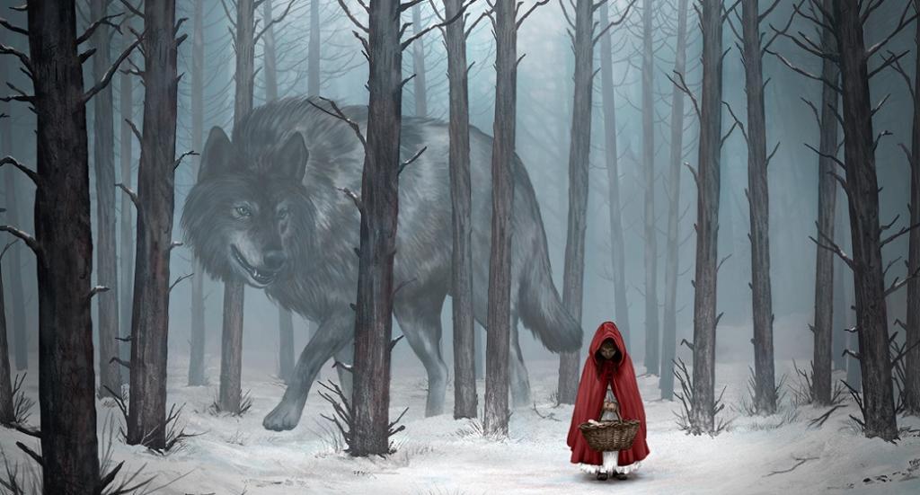 Сказка не для детей: подлинная история, которая легла в основу «Красной шапочки»