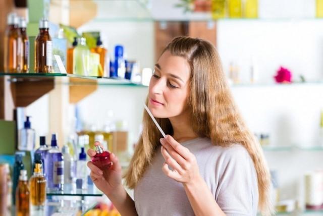 Советы по выбору туалетной воды и парфюмов