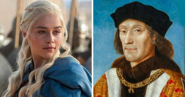 12 реальных людей, которые стали прототипами персонажей «Игры престолов» (Мелисандра нас особенно удивила)