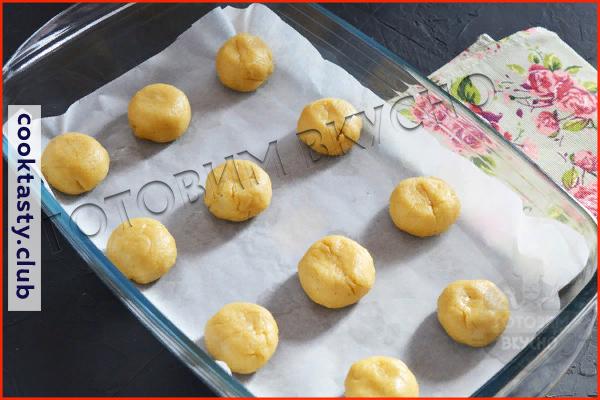 Курабьедес &8212; греческое миндальное печенье