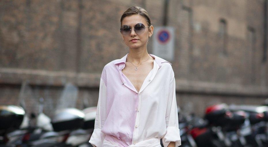 Платье-рубашка — главный модный герой этого лета