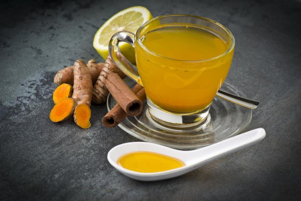 Чай Из Куркумы И Лимона Для Похудения. Напиток для похудения с куркумой, кефиром, молоком, для сжигания жира, снижения холестерина. Рецепты Малышевой