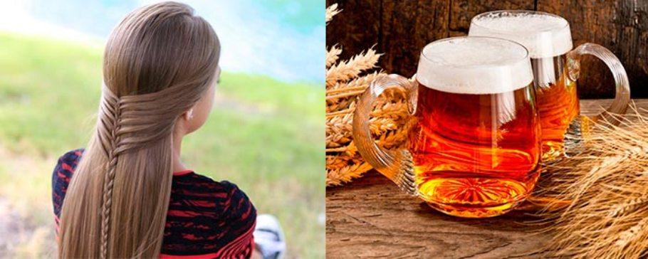 Почему русские красавицы имели густые и шелковистые волосы: секрет в кефире и пиве