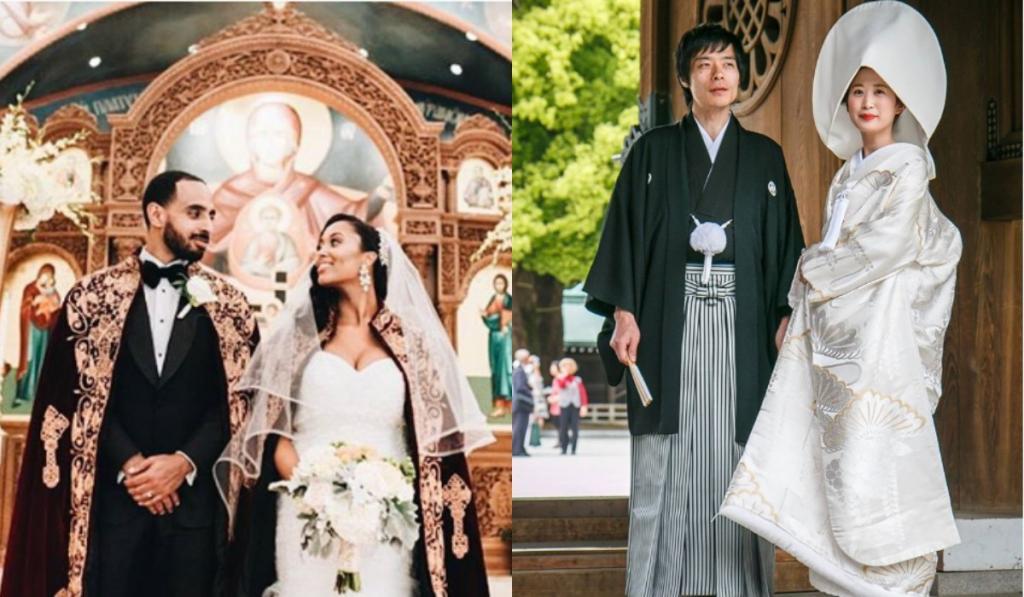 Ах, эта свадьба пела и плясала… Национальные свадебные наряды со всего мира