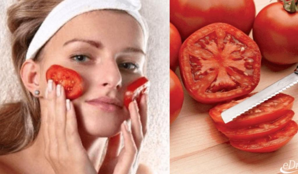 Ученые выяснили: в томатах содержится вещество, которое меняют кожу изнутри