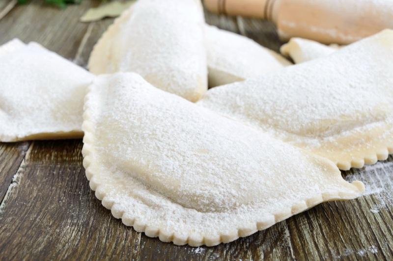 Рецепт хрустящих домашних чебуреков