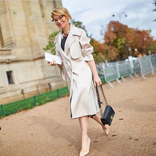 -Хлеб и масло женского гардероба-: 8 вещей, которые Эвелина Хромченко рекомендует иметь каждой женщине