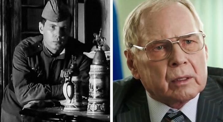 17 известных русских актеров, которых вы вряд ли вспомните молодыми