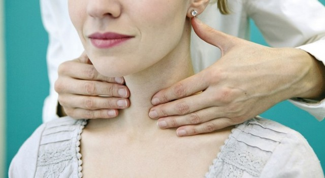 Ранние симптомы рака щитовидной железы